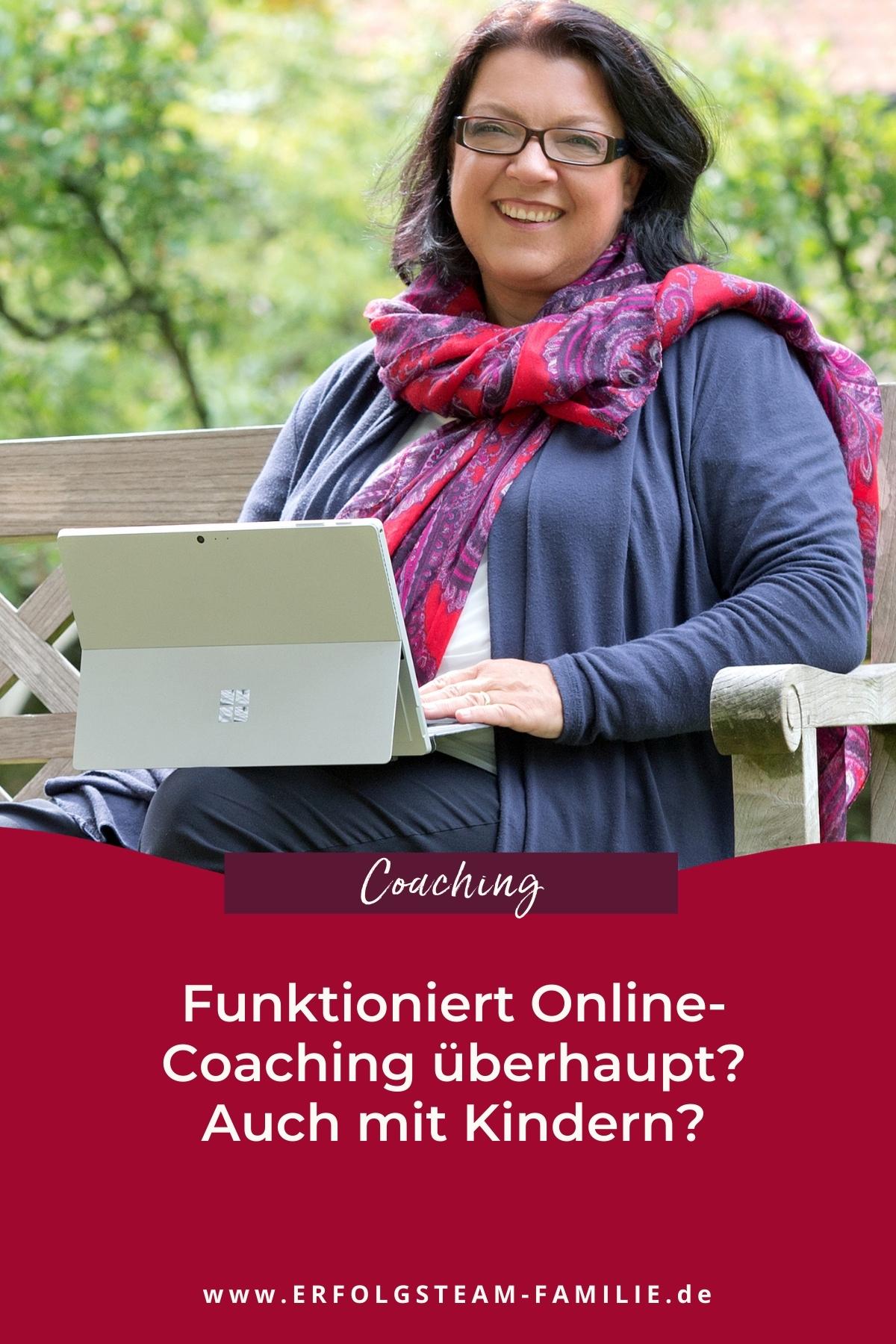 Funktioniert Online-Coaching überhaupt? Auch mit Kindern?